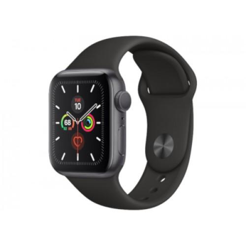 Apple Watch Series 5 40mm Aluminium GPS Sport Band White EU