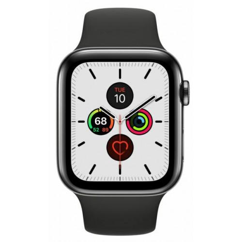 Apple Watch Series 5 44mm Aluminium GPS Sport Band Pink EU