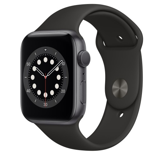 Apple Watch Series 6 44mm (M00E3) Aluminium Case Gold with SportBand Pink EU