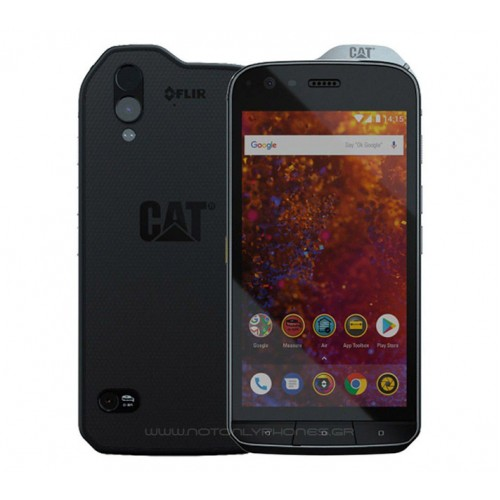 Caterpillar CAT S61 64GB Dual Black EU