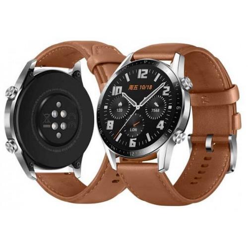 Huawei Watch GT 2 Classic 46mm Leather Brown EU