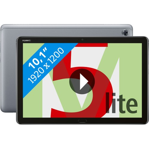 Huawei MediaPad M5 Lite LTE 10,1 32GB Gray EU