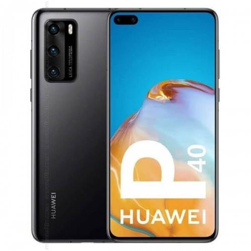 Huawei P40 5G 128GB/8GB Dual Black EU