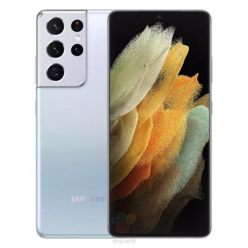 Samsung Galaxy S21 Ultra 5G 128GB/12GB Dual G998 Silver EU