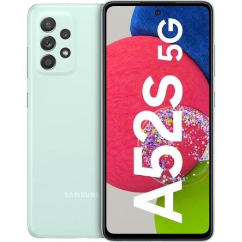Samsung Galaxy A52s 5G 128GB/6GB Dual A528 Black EU