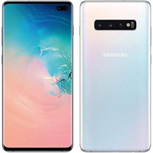 Samsung Galaxy S10 White 4G Dual G973F 128GB  EU