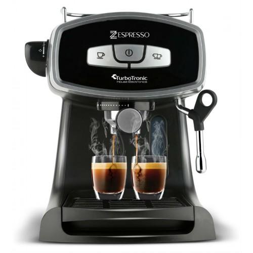 Μηχανή Καφέ TurboTronic Espresso Cappuccino Barista TT-CM19