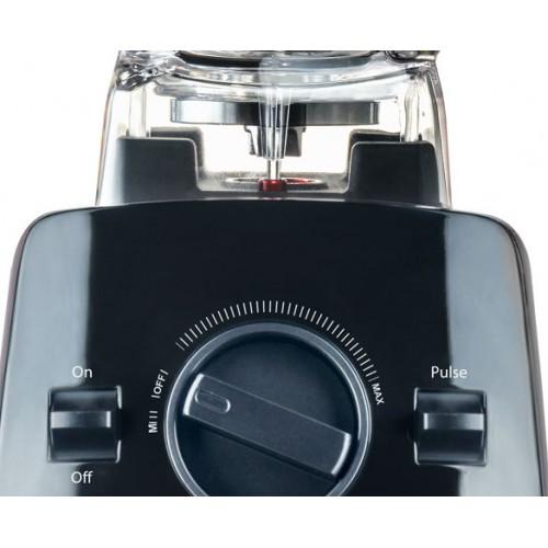 Επαγγελματικό Μπλέντερ-Πολυκόφτης Turbotronic 1500W TT-PB500 Red