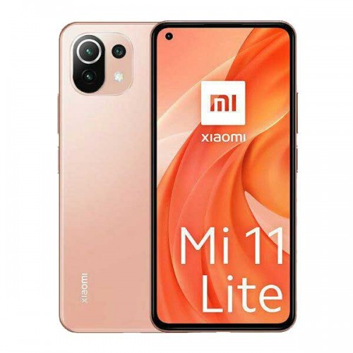 Xiaomi Mi 11 Lite Dual 128GB/6GB Pink EU