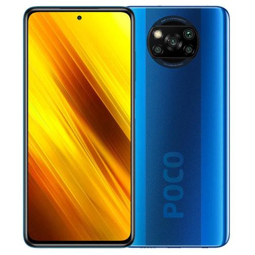 Xiaomi Poco X3 NFC 128GB/6GB Dual Blue EU
