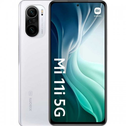 Xiaomi Mi 11i 5G 256GB/8GB Dual Silver EU