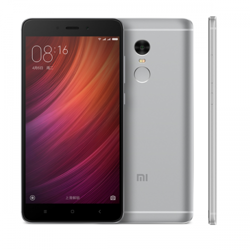 Xiaomi Redmi Note 4  Gold 32GB Dual με Αντάπτορα EU